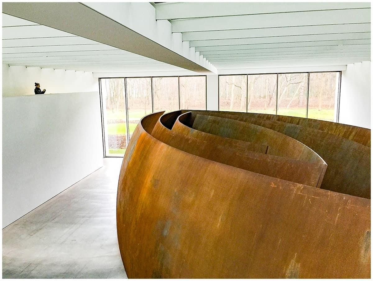 Exploring the Hague - new art museums