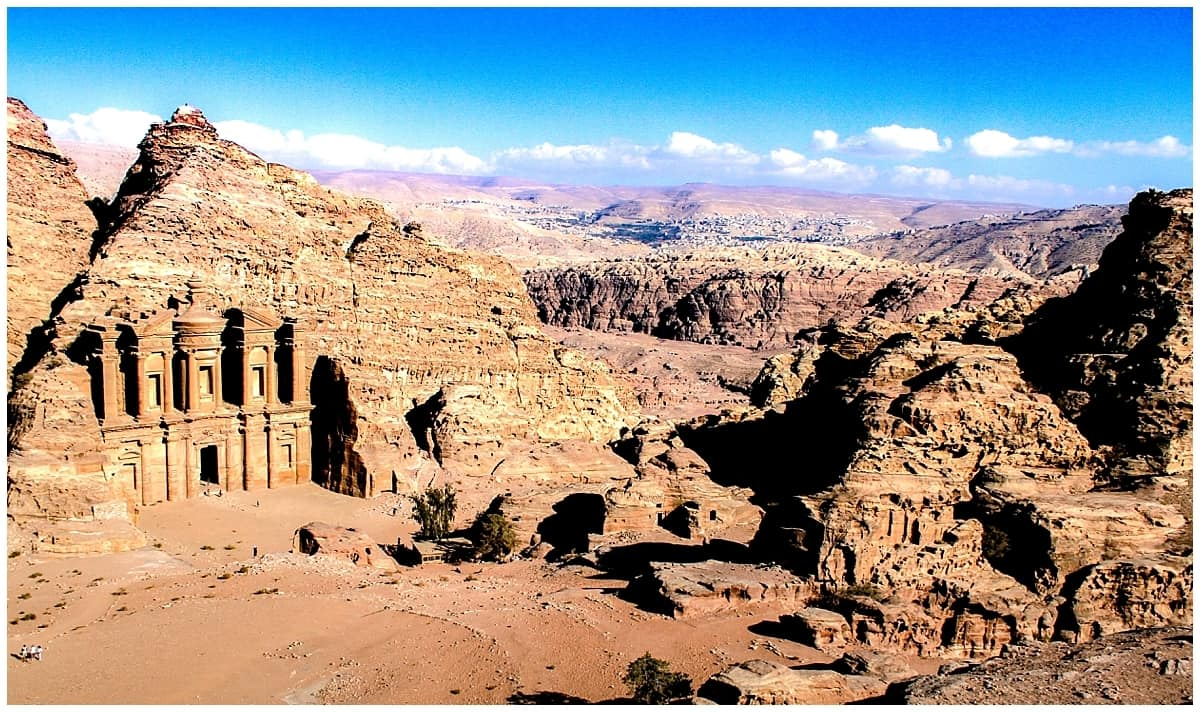 Places to visit in Jordan - Petra, a highlight