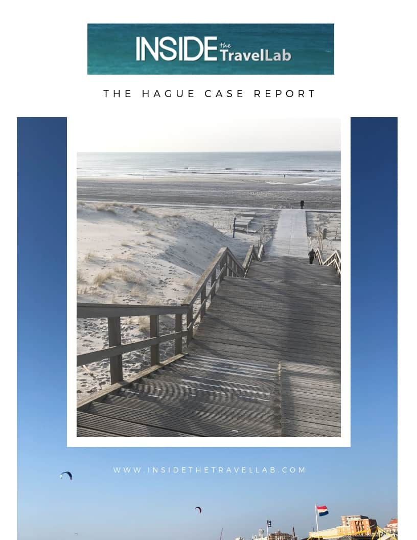 Case Report Image - The Hague - Inside the Travel Lab