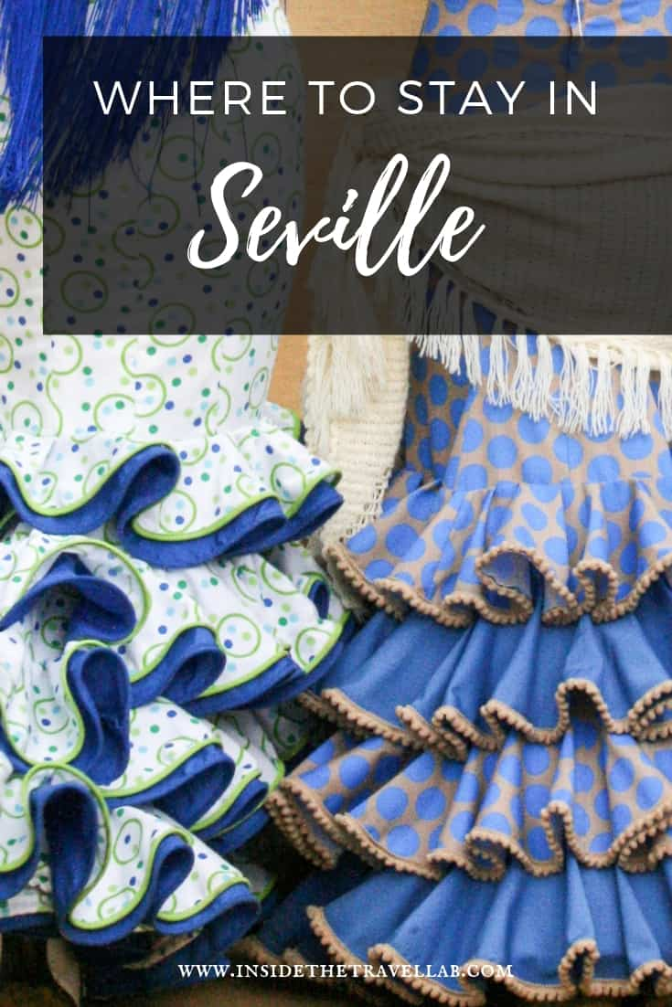 Seville Hotels - Where to stay in Seville  - a guide to the best hotels in Seville, Andalusia Spain with information on neighbourhoods and practical travel tips. #Seville #Hotels #Spain #Andalusia
