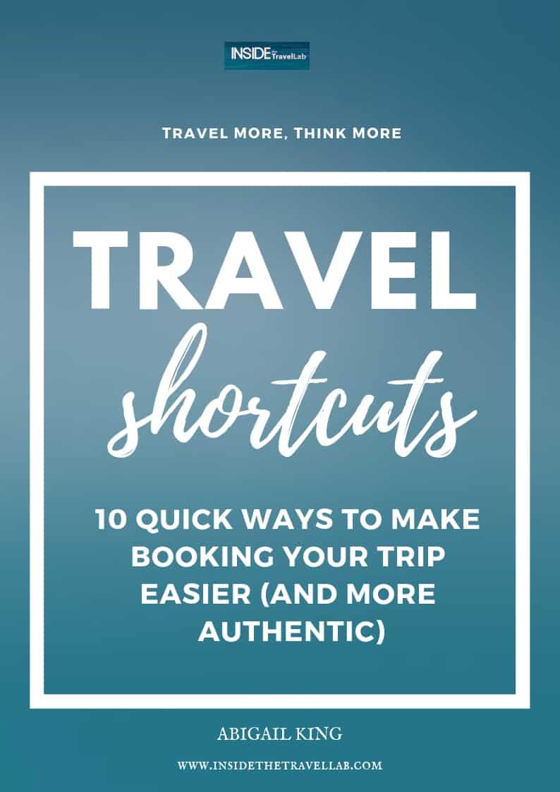 Travel Shortcuts ebook