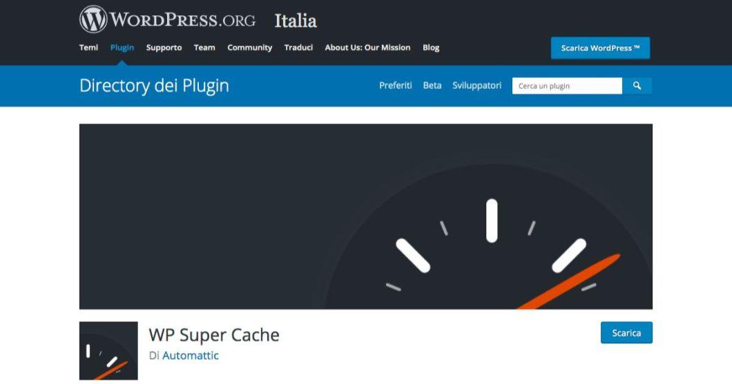 migliori-plugin-wordpress-super-cache