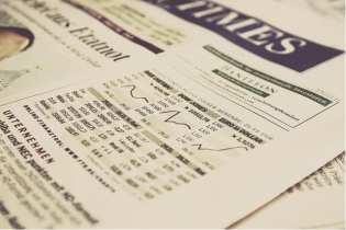 DAX 30-Leitindex des deutschen Aktienmarktes