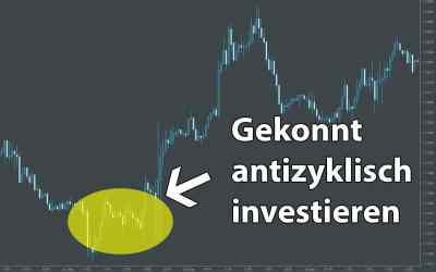 Gekonnt antizyklisch investieren