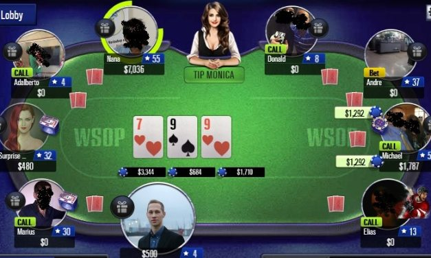 Optimize your behavior as trader with online poker