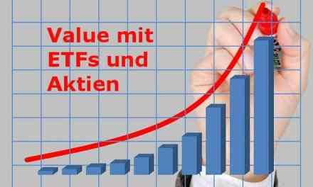 Kaufen wenn in den Straßen Blut fließt – Value mit ETFs und Aktien