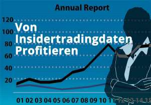 Insidertrading – Profitables Trading mit Insiderhandelsdaten