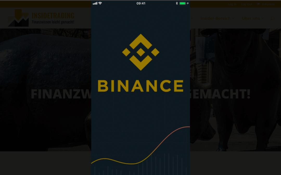 Binance iOS App | Downloaden, Installieren & Vertrauen
