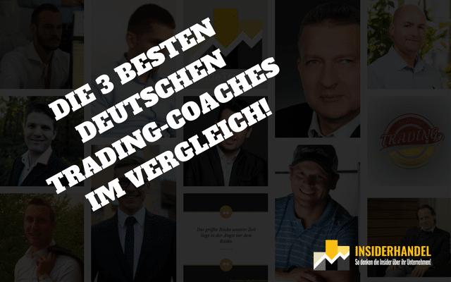 Die 3 besten deutschen Trading-Coaches im Vergleich | Traden lernen