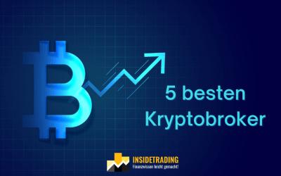 Die 5 besten Krypto-Broker