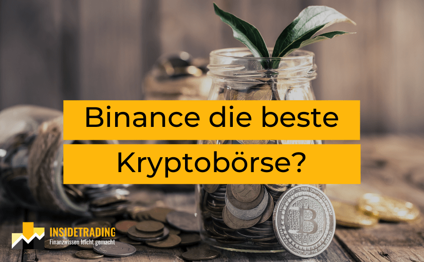 Binance, die beste Kryptoboerse