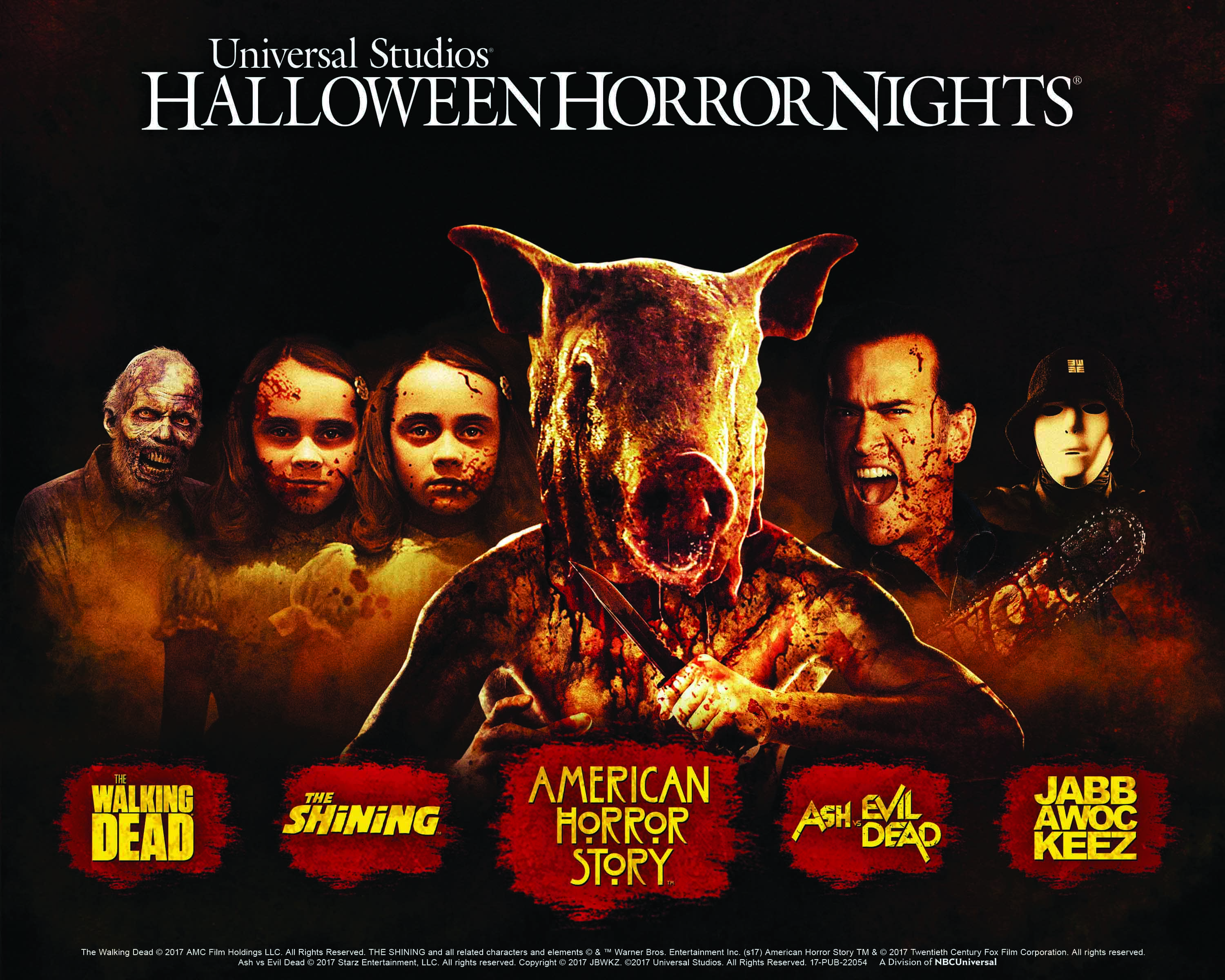 ticket pricing and packages released for halloween horror nights at