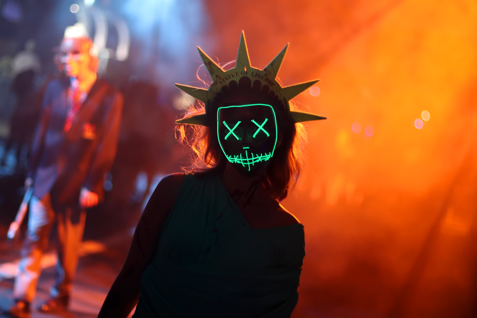 review halloween horror nights 27 at universal orlando universal orlando