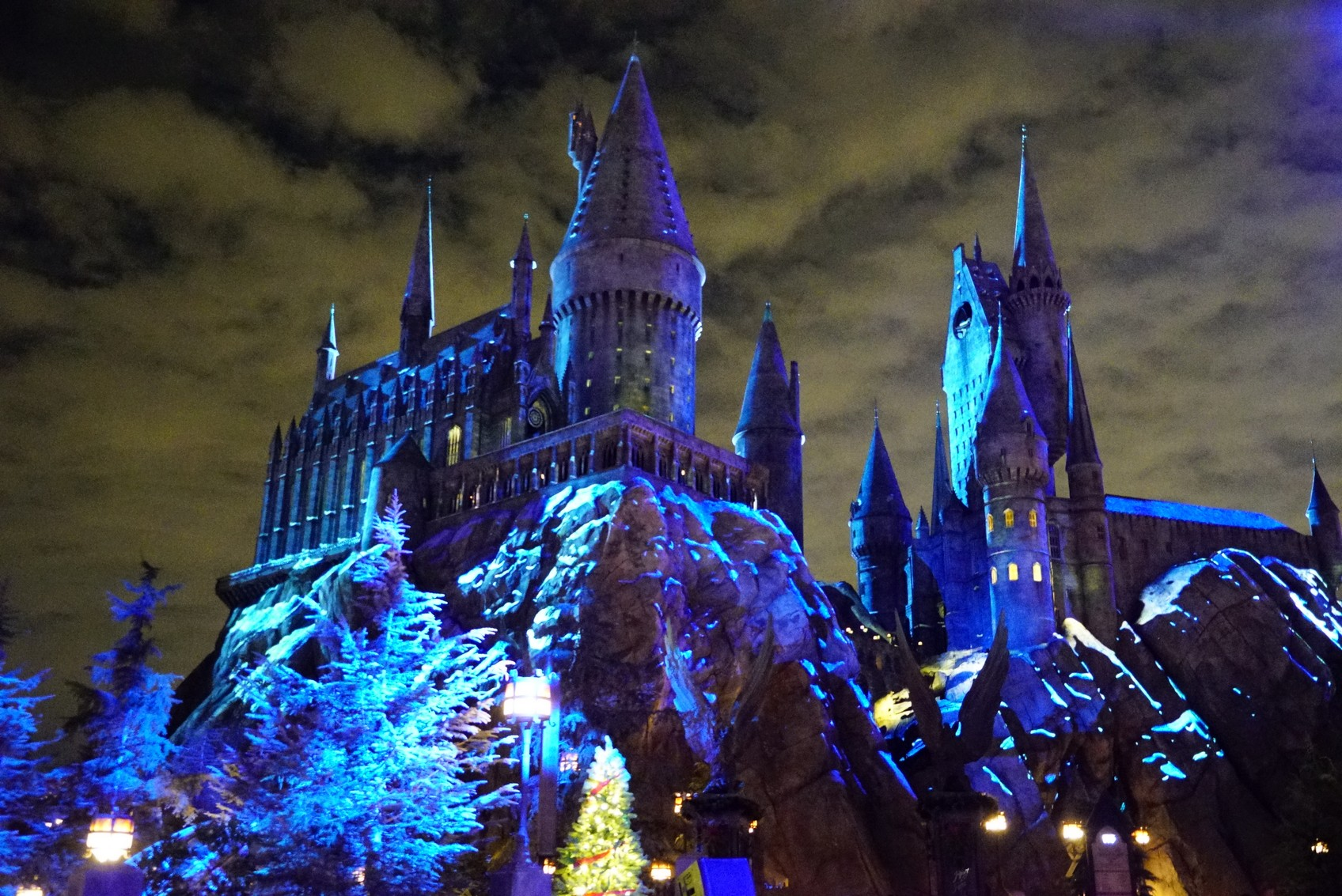 universal studios hollywood events - When Does Universal Studios Hollywood Decorate For Christmas