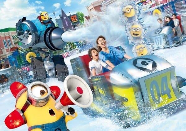 [Japon] Universal Studios Japan (2001) - Page 4 Minion-Crazy-Ice-at-Universal-Studios-Japan-1