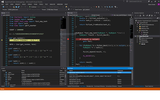 Visual Studio 2013 Community update 4-2