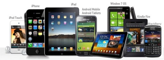 come fare smartphone e tablet