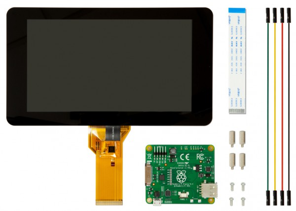 Raspberry Pi-Display Touch