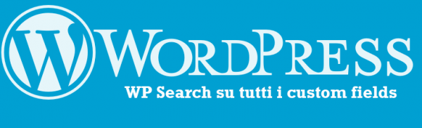 WordPress Search in all fields