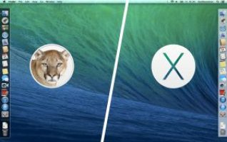 come fare mac os x
