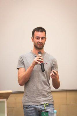 Sebastiano Gottardo speakers droidcon 2018 italy torino