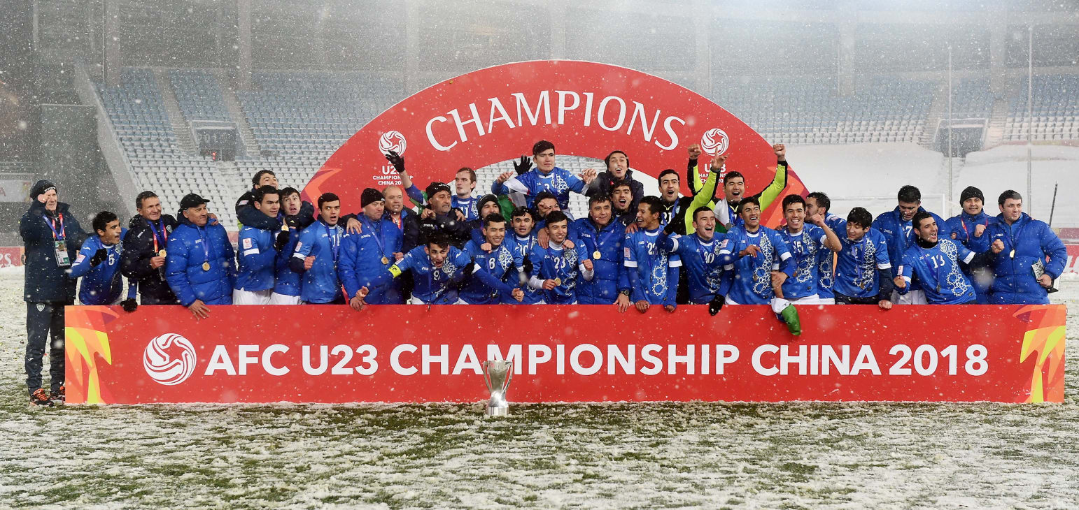 Asian Games 2020 Football.Thailand To Host 2020 U23 Afc Championship With Three Slots