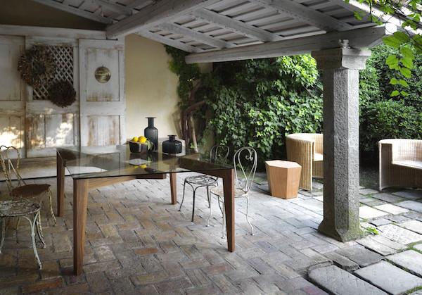 I piccoli dettagli sono capaci di informare di sé un ambiente, all'interno della casa quanto nei suoi spazi esterni. Idee E Consigli D Arredo Per Spazi Esterni Giardini Balconi Verande E Terrazzi