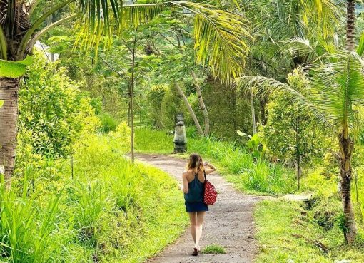Travelling East for the Island's Countryside Charm at Sidemen Village