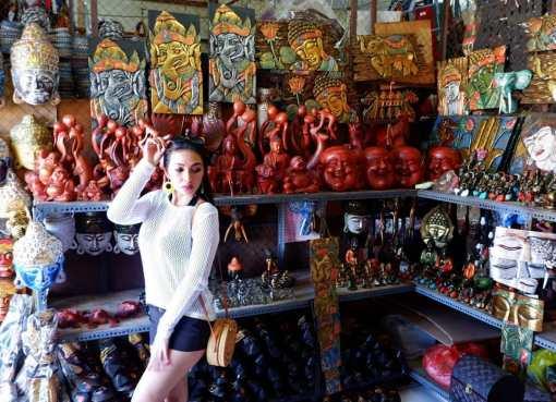 Kumbasari art market - insight bali
