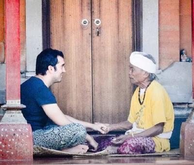 Spiritual Healing in Bali