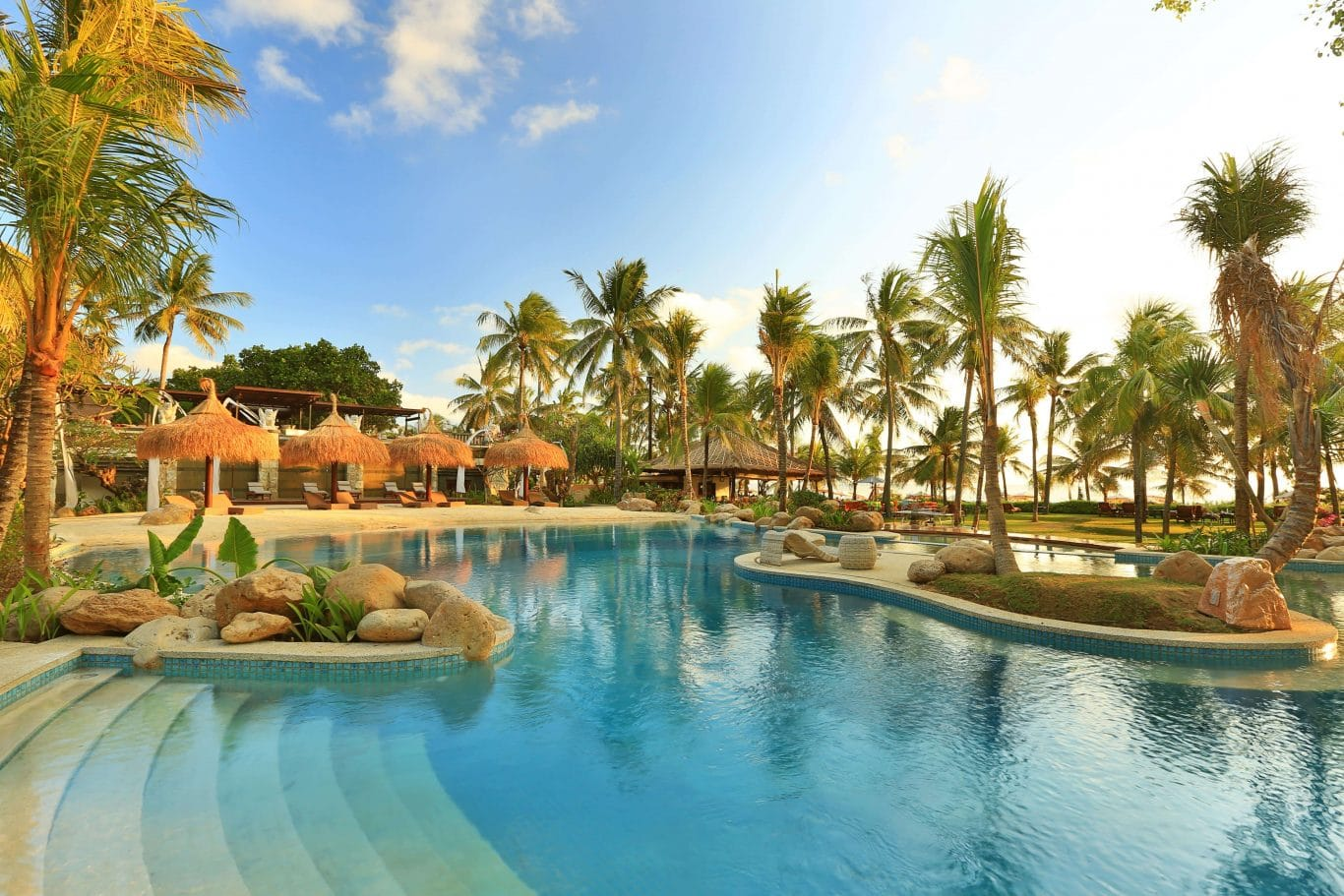 Bali Mandira Beach Resort & Spa: Legian's Laidback Oceanfront Luxury