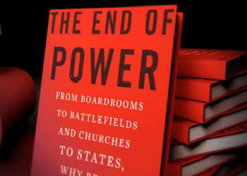 Moises Naim's 'The End of Power'