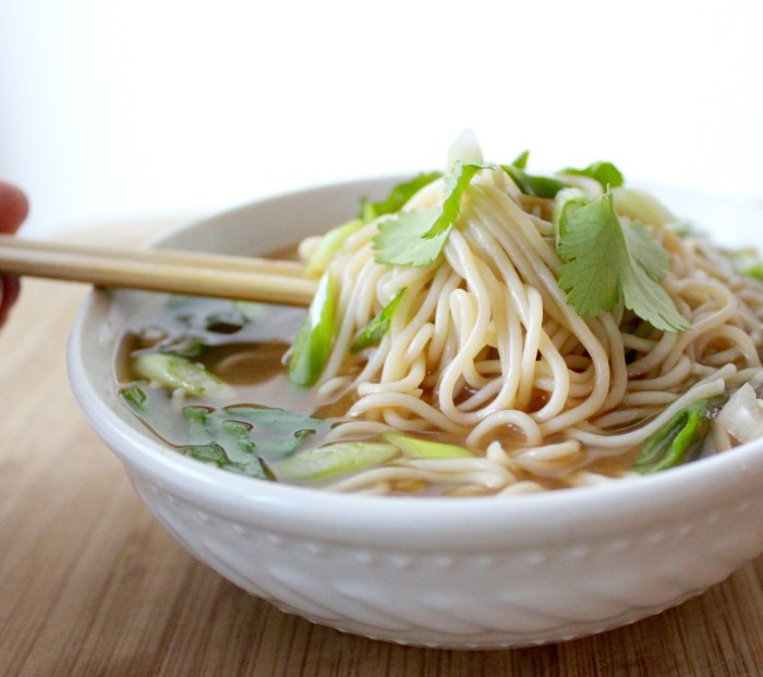 Easy Miso Ramen Soup that's ready in 20 minutes! So soothing! So good!