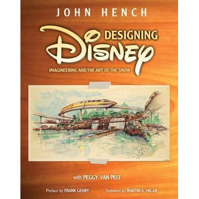 Designing Disney cover