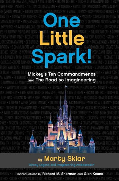 One Little Spark book cover