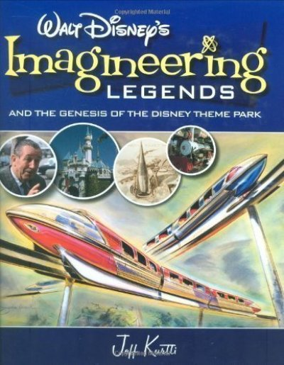 Walt Disney's Imagineering Legends cover