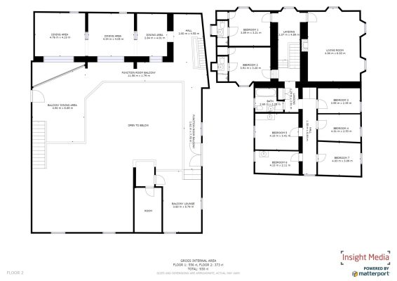 Garveys Ballintober - Insight Media | Floor Plans