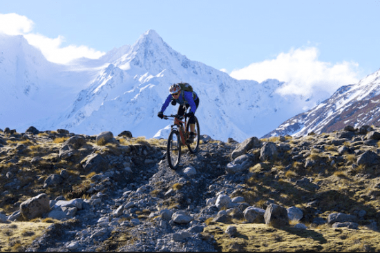 Mountain Biking in New Zealand