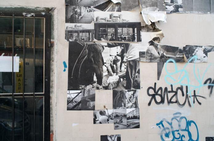Street art Belgrad