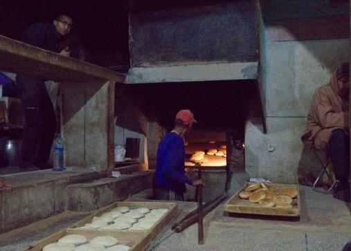 Local backery in Sidi Ayoub Marrakech