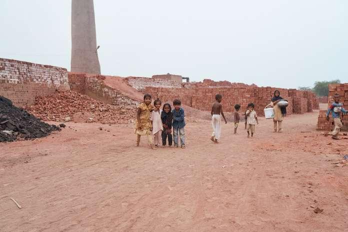 brick factory children