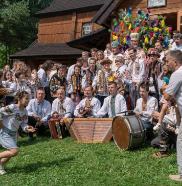 hutsul wedding Kryvorivnya