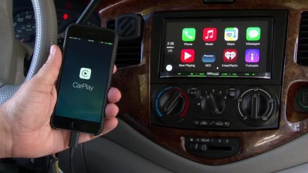 Apple CarPlay General Motors