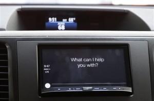 Siri in CarPlay