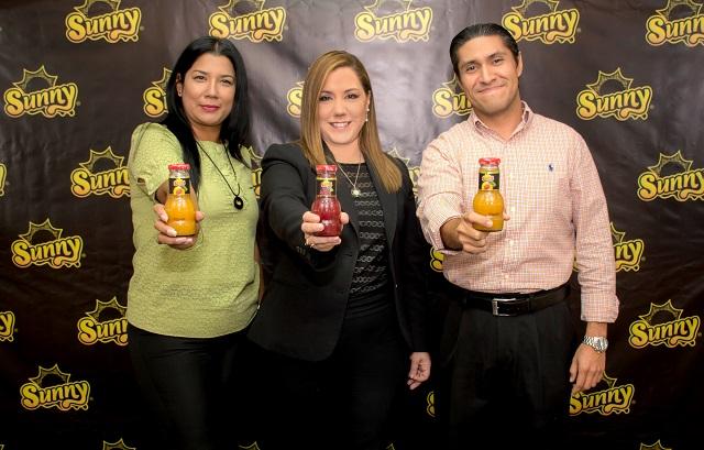 Foto Lanzamiento Sunny 200ml