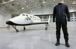 Adidas creará trajes espaciales para los astronautas de Spaceport America.
