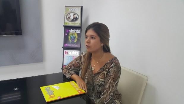 Denisse Martínez, de Effie.