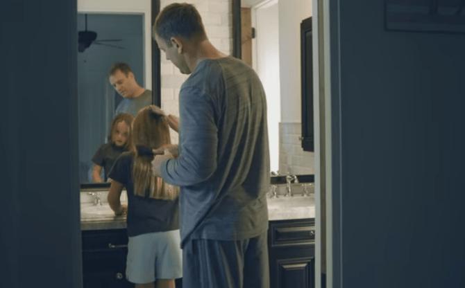 El nuevo comercial de Dove usa a estrellas de fútbol como protagonistas.