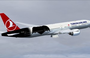Para promocionar la película, Warner Bros se alió con Turkish Airlines.
