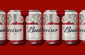 Este es el rediseño número 13 de Budweiser.